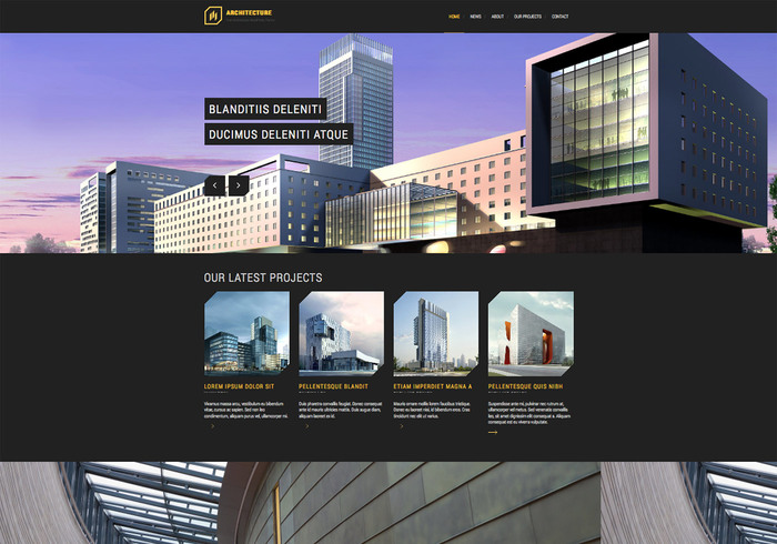 Modern Architecture WP