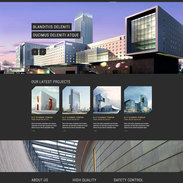 Modern Architecture Responsive Template