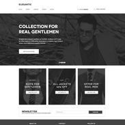 Elegantic Free Responsive Retailer Template