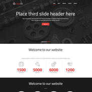 Steel-car-workshop-free-responsive-template