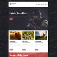 Free-paintball-responsive-template