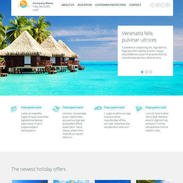 Travel-agency-responsive-template