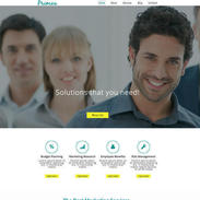 Primex Responsive Website Template
