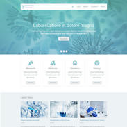 Science-lab-free-responsive-website-template