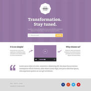 Classic Brand Free Responsive Website Template