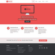 Minimal Perfect Lab Free Responsive Website Template