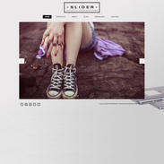 Simple Slider Portfolio Free Responsive Wordpress Theme