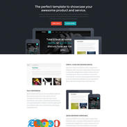 Woo Service Free Responsive Template