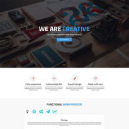 Fimply Portfolio Free Responsive Bootstrap Template