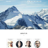 Squad - Free Responsive Bootstrap Template