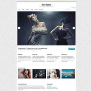 InterStellar Free Responsive WordPress Theme