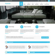 Nictitate - Responsive Wordpress Theme