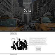 Quill Law Firm - Responsive Wordpress Theme
