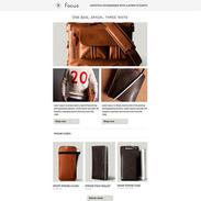Focus Free Responsive Email Template
