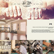 Ink-tattoo-free-responsive-website-template