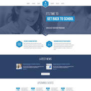 Themezy Free Responsive Wordpress Theme For Schools